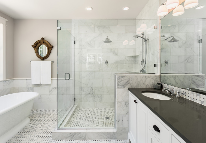 bathroom remodeling and renovation contractors in burlington